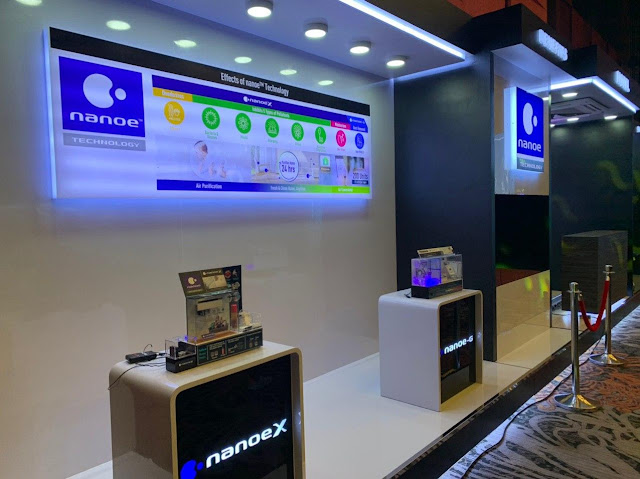 Panasonic Air Conditioning Philippines, nanoe technology