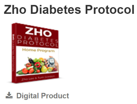 Zho Diabetes Protocol review, chinese diabetes remedy Tom Gordon Zho Diabetes Protocol PDF BOOK program DOWNLOAD