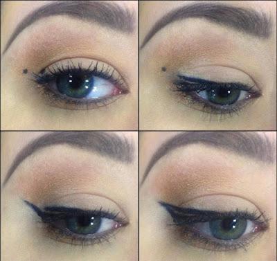 cara membuat mata sipit lebih besar
