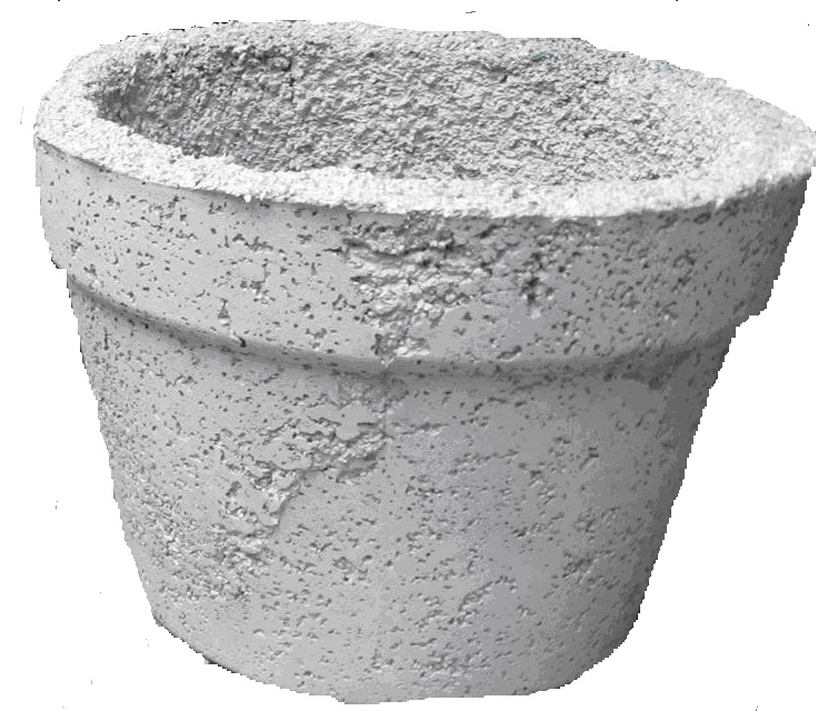 Cara Membuat Pot Bunga Dari Semen ~ Blog Mang Yono 6aa1994c55