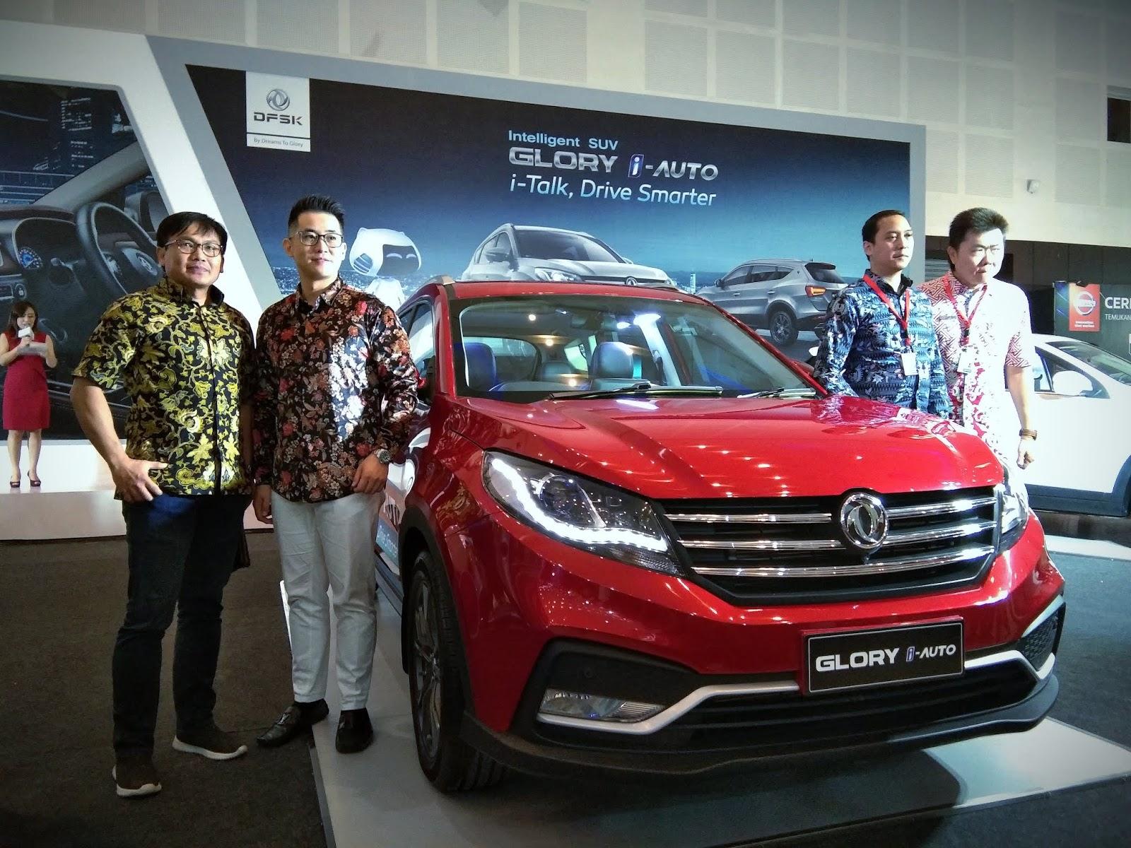 Glory Auto Sales >> Glory I Auto Menyapa Iims Surabaya Dfsk Geber Promo Pilih