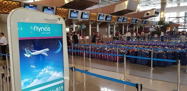 Flynas Hari Ini Beroperasi Di Terminal 3 Bandara Soekarno-Hatta