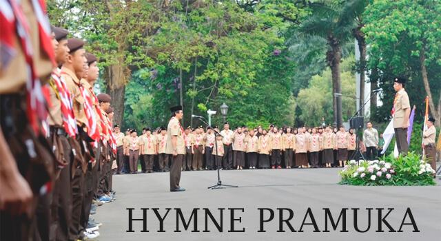 Lirik Lagu Hymne Pramuka