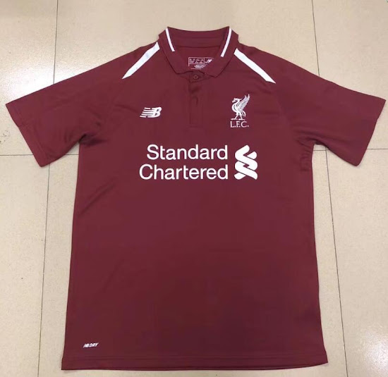 d78639c6a Leaked  Liverpool 18-19 Home