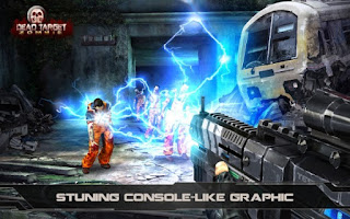 DEAD TARGET: Zombie Apk v2.5.6 Mod (Unlimited Money/Gold)