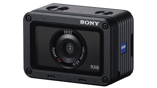 Her türlü zorlu koşulun üstesinden gelen ultra kompakt kamera Sony RX0