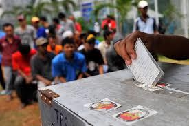 Pemilihan Umum dan Pemilihan Kepala Daerah