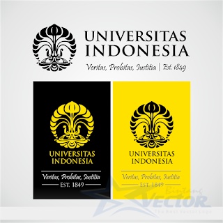 Universitas Indonesia (UI) Logo Vector cdr Download