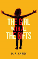 Book cover image of The girl with all the gifts