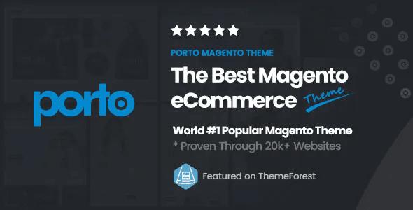 Premium Responsive Magento 2.X eCommerce Themes