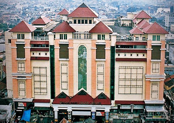 Pasar Baru Trade Center Bandung  6034be2b38