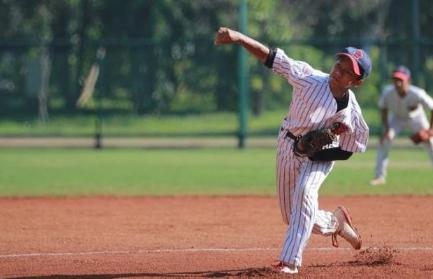 Latihan Baseball
