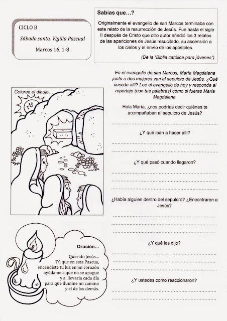 La Catequesis (El blog de Sandra): Recursos Catequesis Símbolos de ...