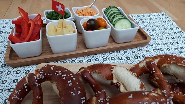 Tag der Brezn - bayerische Brotzeit mit Obazda