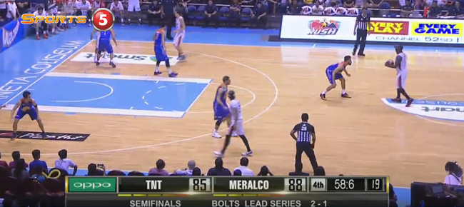Meralco eliminates TNT KaTropa, enters finals (REPLAY VIDEO) October 3