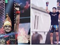 Jeka Saragih Tumbang di Tangan Angga | MMA One Pride