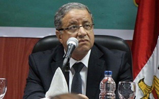 عبد المنعم مطر.. رئيس مصلحة الضرائب المصرية