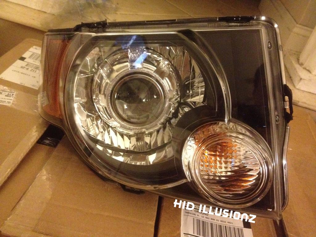 Hidillusionz Lifetime Warranty Hid Retrofit Projector