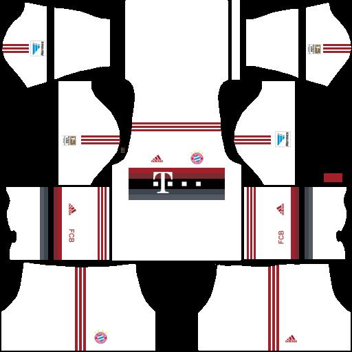 dream league soccer bayern munich kit 201718 kits logo