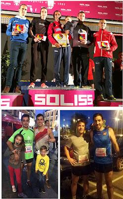Atletismo Aranjuez Nocturna Toledo