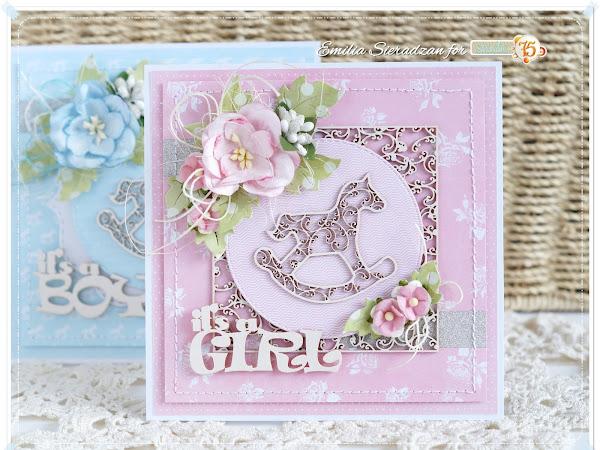 Baby Cards / Kartki Z Okazji Narodzin