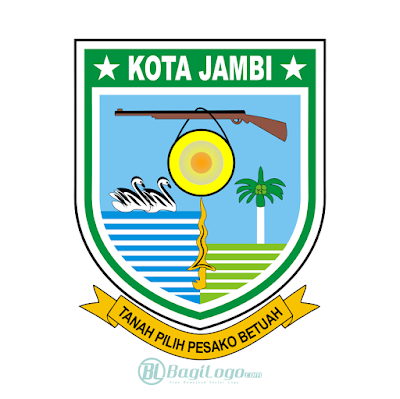 Kota Jambi Logo Vector - Bagilogo.com