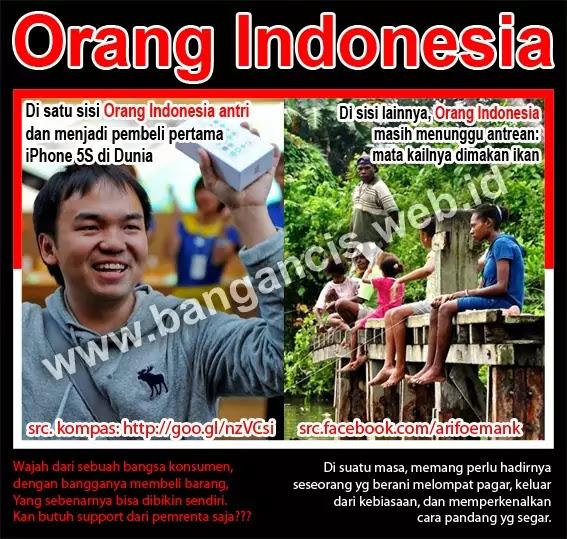 Orang Indonesia Pembeli Iphone Pertama