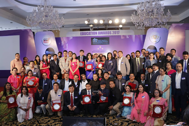 Tula's Group bags two awards at India's Most Prominent Education Awards 2017