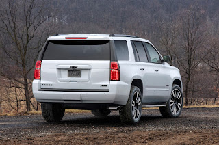 Chevy Introduces New Special Edition for Tahoe and Suburban - Rally Sport Truck