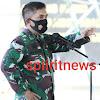 Kasdam Hasanuddin Cek dan Beri Pembekalan Pratugas Yonif Raider 700/WYC Ke Papua
