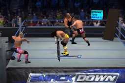 WWE SmackDown vs. Raw 2011 CFW2OFW+PKG PS3