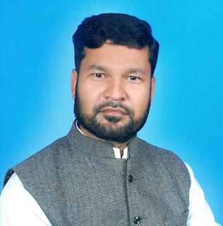 SDPI Naseem Akhtar @ Desh Rakshak News