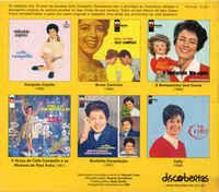Celly Compello  Estúpido Cupido  BOX set 6 CD