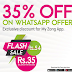 Zong Brings Discounted WhatsApp Offer for My Zong App Users