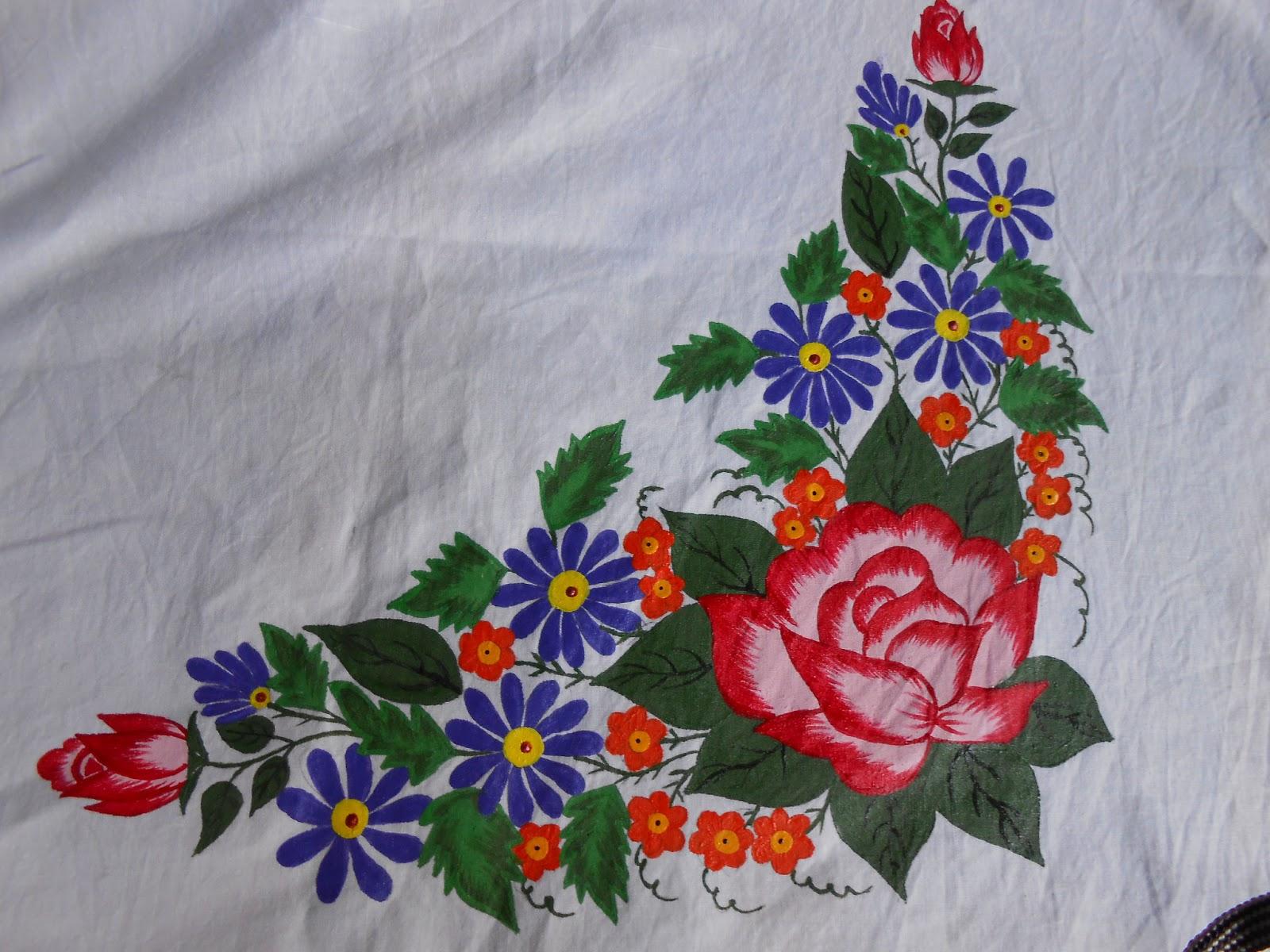 Handmade Crochet Tablecloth Design For Table Cloth 05 Beautiful Fabric