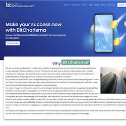 Bit Charisma: обзор и отзывы о bitcharisma.com (HYIP СКАМ)