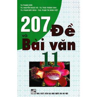 207 Đề Và Bài Văn 11 ebook PDF EPUB AWZ3 PRC MOBI