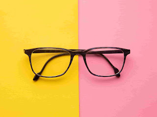 Eye glasses for protection