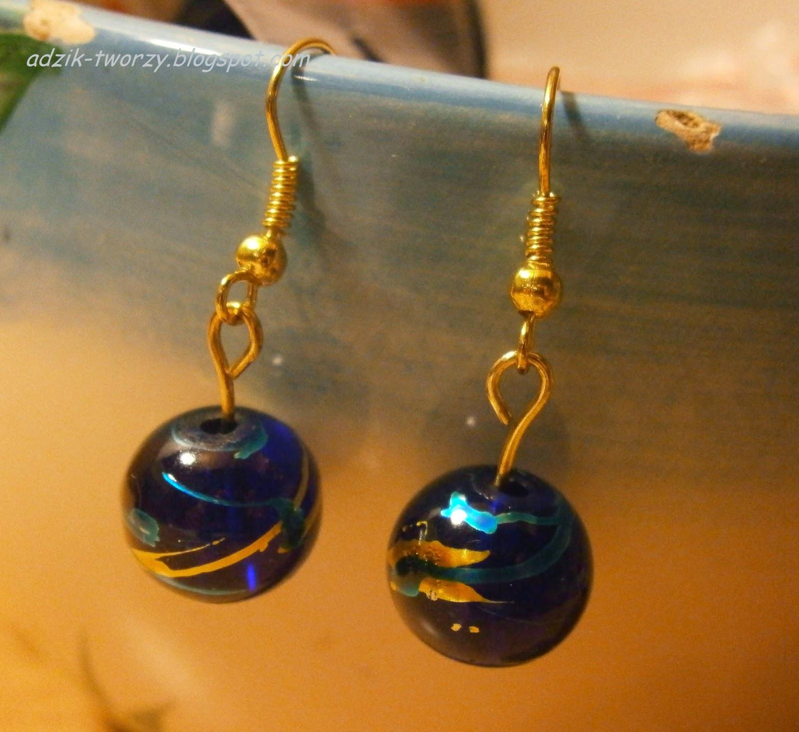 DIY: Komplet biżuterii - zrób sobie!