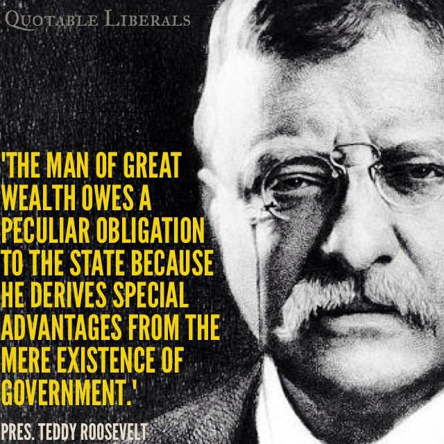 Theodore Roosevelt Quotes: Jobsanger: More Republicans Like Teddy Are Needed
