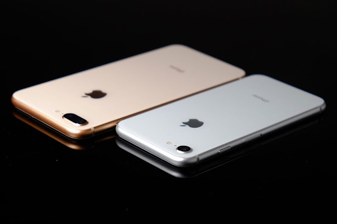 A closer look at the details of the iPhone 8 and iPhone 8 Plus!