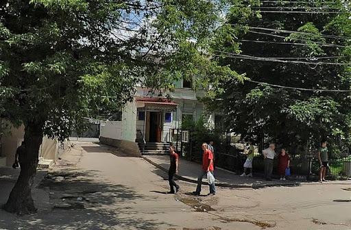 Дом №11 на бульваре Ленина в Симферополе