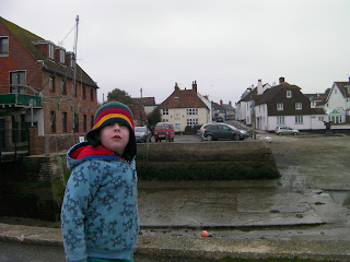 high street emsworth from the sea