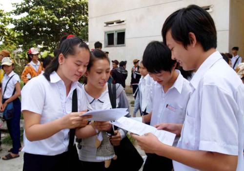 Quảng Trị: Cuối tháng 7 thanh tra công tác phúc khảo bài thi tự luận THPT quốc gia