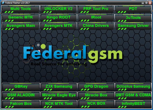 Federal Flasher V2.0 2017 Full Cracked With Key Free Download