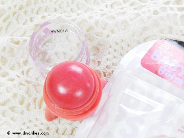 Maybelline Baby Lips Balm Ball