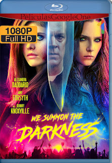 La Invocacion (We Summon the Darkness) (2019) [1080p BRrip] [Castellano-Inglés] [LaPipiotaHD]