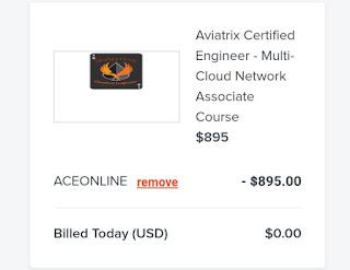 Aviatrix Certified Engineer