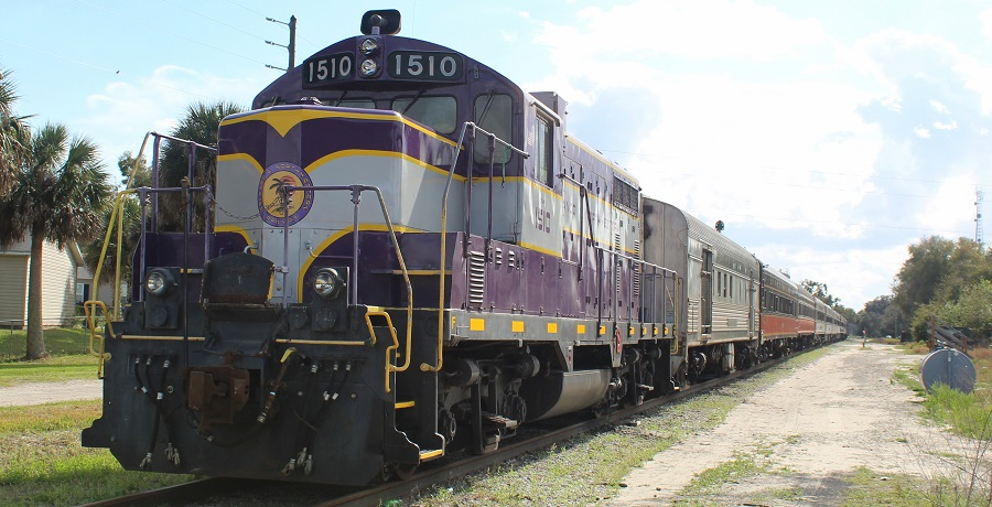 Tren del Orlando & Northwestern Railway