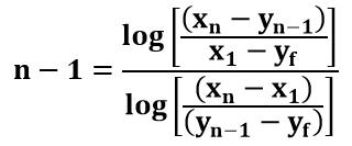 Ecuación de McCabe-Smith
